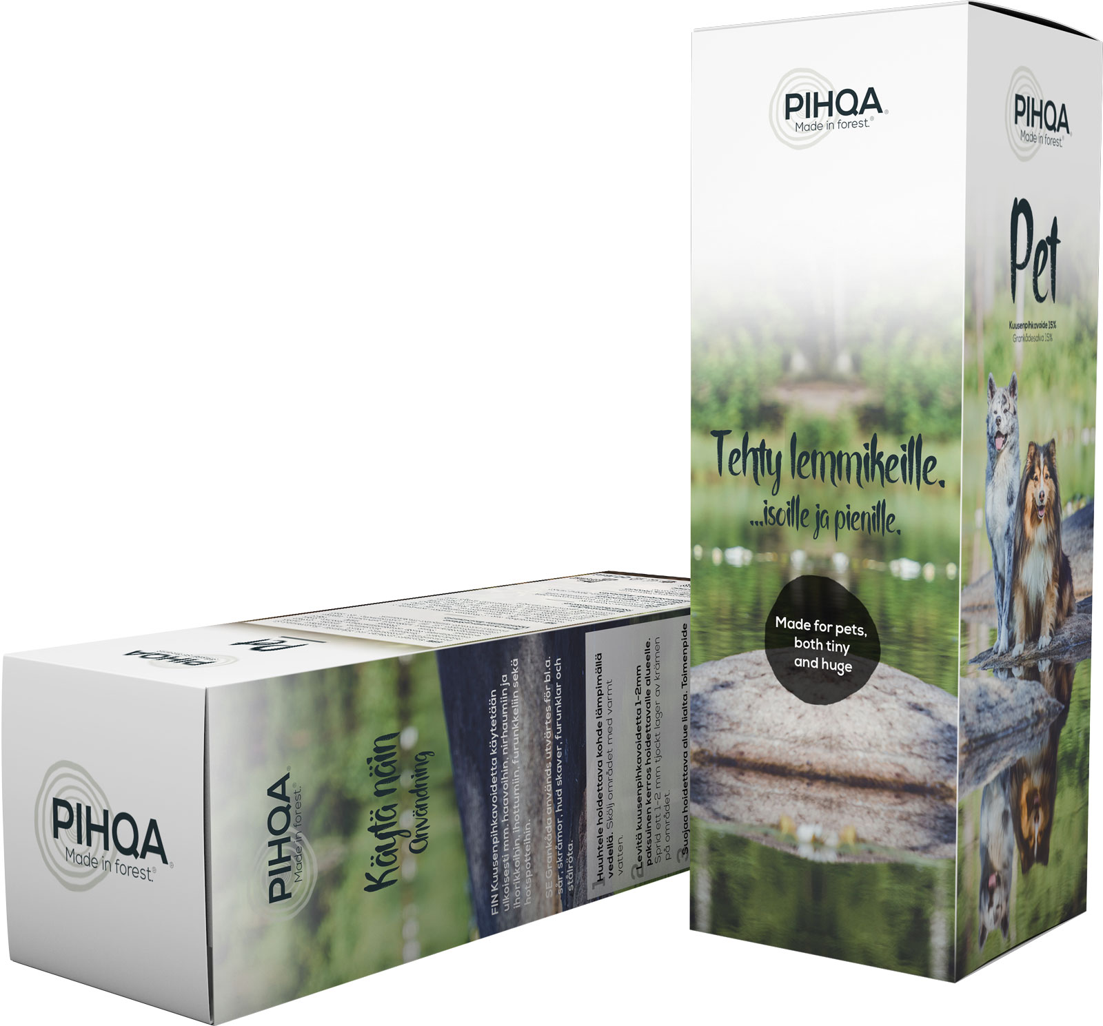 Pihqa PET 27,5ml